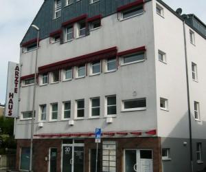 Gebäudeansicht vorne